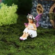 Fiddlehead Fairy Figurines- Mari Fairy