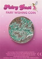 Fairy Wishing Coin- I Believe (green)