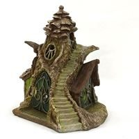 Fairy garden products- Merlins Manor fairy house