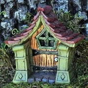 Fairy Door- Copper