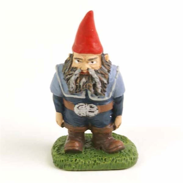 Fiddlehead Fairy Garden Figure- Gnome