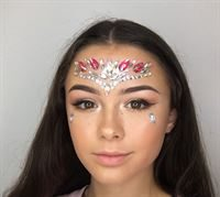 fairygoodies face jewels are perfect for parties, festivals or events