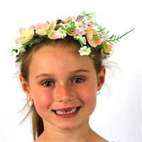 wholesale flower crowns uk
