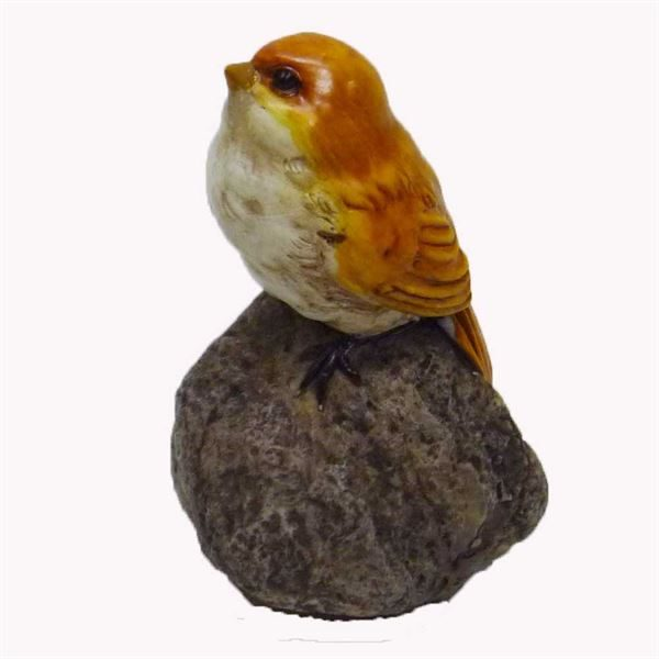 Bird On Rock (Fiddlehead Fairy Gardens)