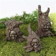 Fairy Garden Figurines- Tree Sprites