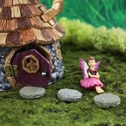 Fiddlehead Fairy Figurines- Rosie Fairy