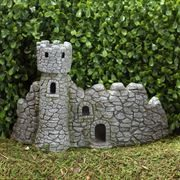 The Dragon's Keep- Fiddlehead Fairy Gardens