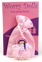 Light Pink Worry Doll