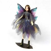 Hestia- posable fairy figurine by Tassie Design