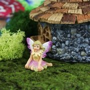 Fiddlehead Petal Fairy Figurine- Petal